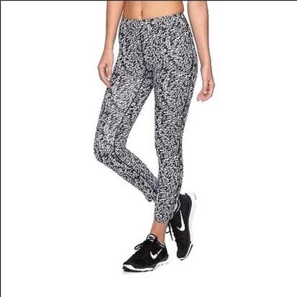 15ee8ea1313bd Nike Pants | Pronto Essential Run Drifit Crop Tights Pant | Poshmark